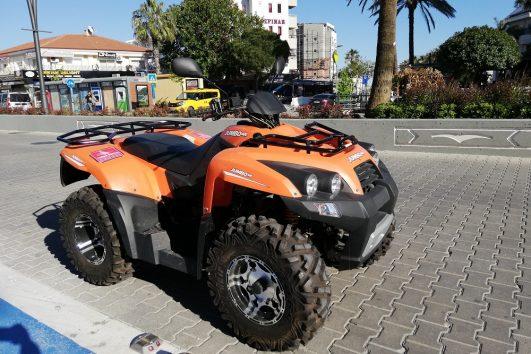Квадроцикл Jumbo 400 куб
