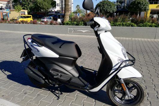 Yamaha Neos 50 куб