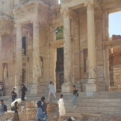 biblioteka efesa