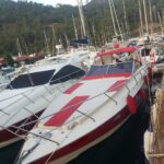 0мотроная яхта 22755